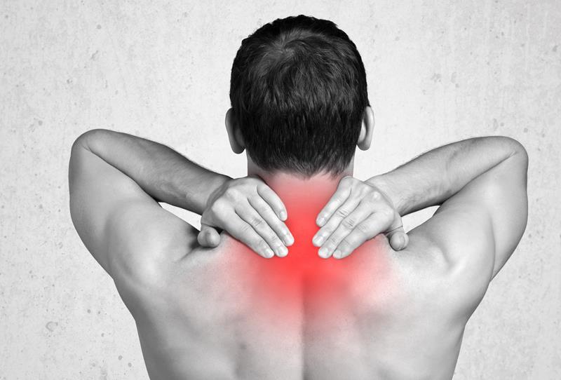 neck pain  Sigourney, IA